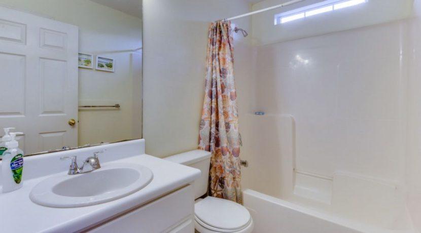 Gulf View - 2nd Bathroom