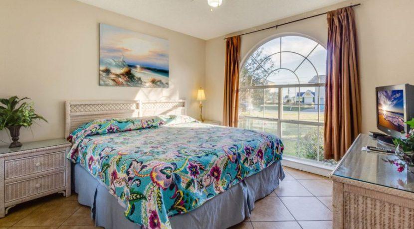 Gulf View - 2nd Bedroom 1