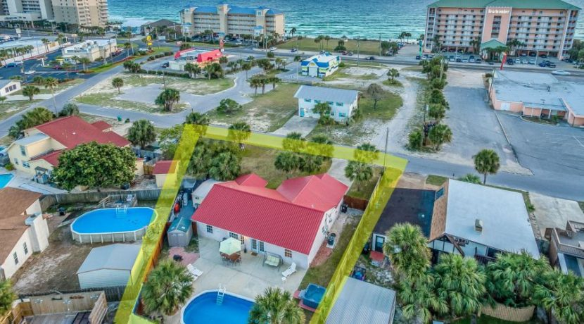 Gulf View - Aerial