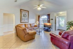 Gulf View - Family Room 2