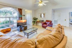 Gulf View - Family Room 3