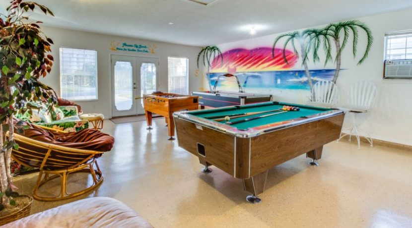 Gulf View - Game Room 1