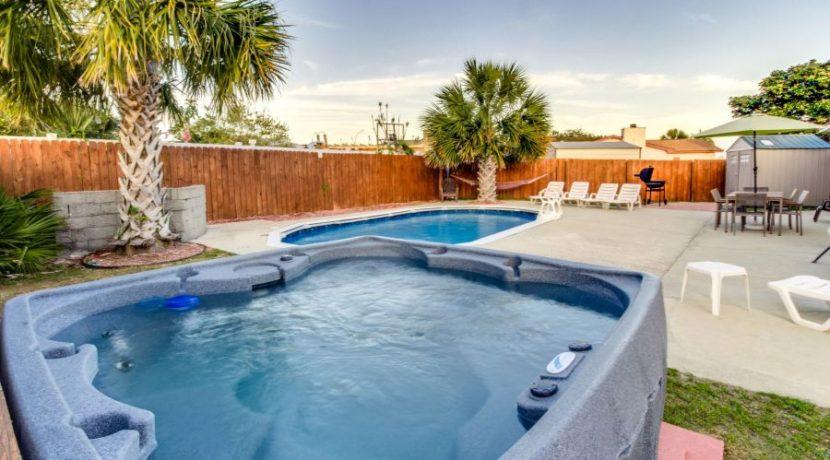 Gulf View - Hot Tub