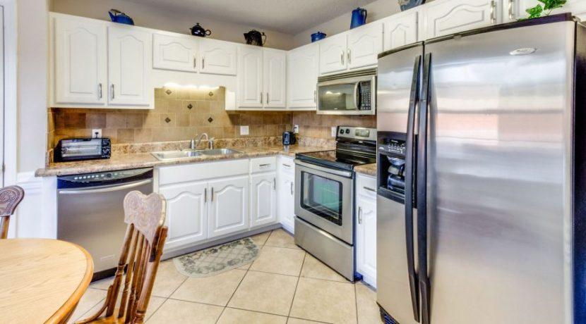 Gulf View - Kitchen 1