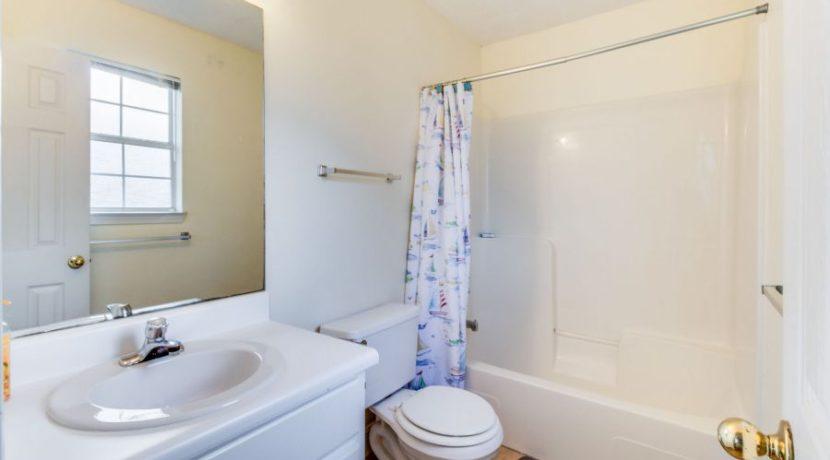 Gulf View - Master Bathroom