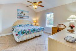Gulf View - Master Bedroom 1