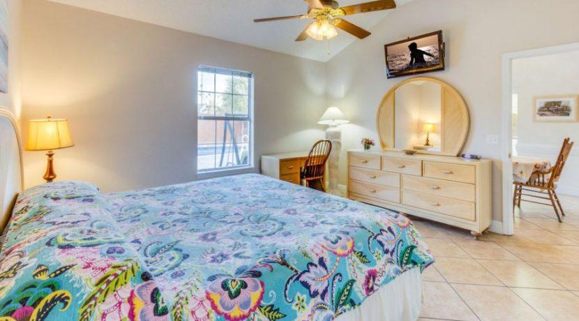 Gulf View - Master Bedroom 2